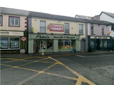 "Photo of ""Prior's"" Main Street, Carrick-on-Shannon, Leitrim"