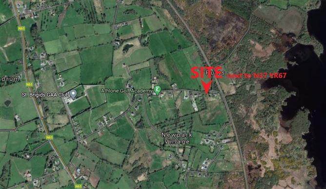 Main image for Site,Newpark,Kiltoom,Athlone,Co. Roscommon