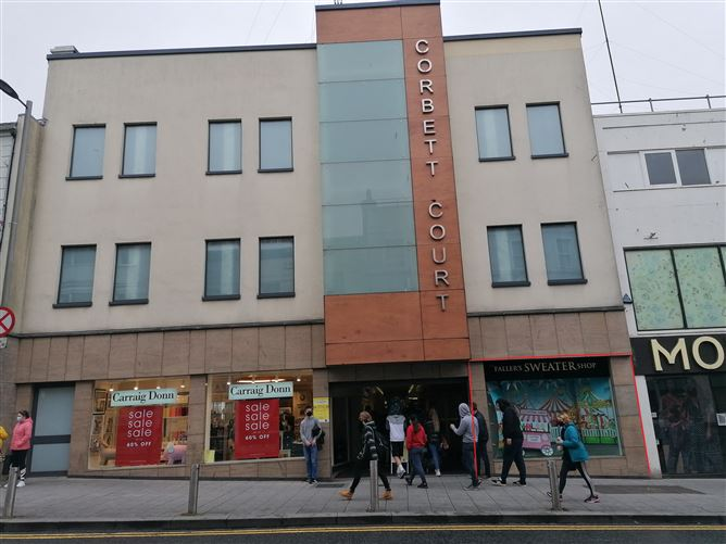 Main image for Unit 10, Corbett Court Shopping Centre, Williamsgate Street, City Centre, Galway City