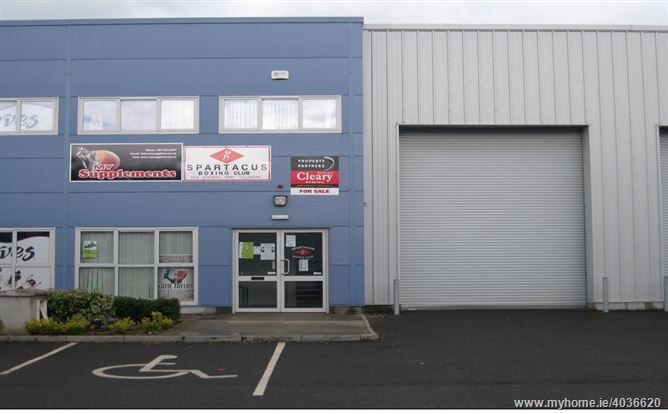 Main image of Axis Business Park Unit 3 Block A, Tullamore, Offaly