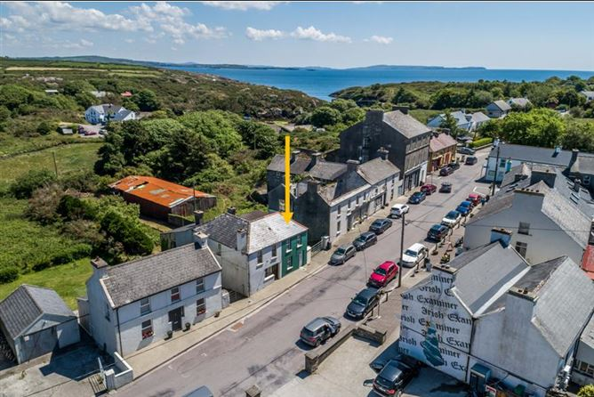 Main image for 'Mary Kate's' Townhouse, Main Street, Goleen,   West Cork