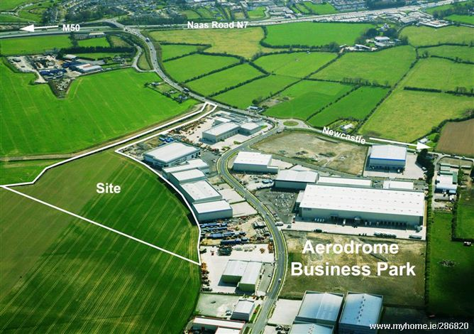 Prime Development Site c. 14.3 Acres, Collegeland, Rathcoole, Co. Dublin