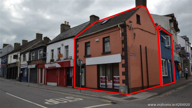 Main image for 16a Lower Main Street & 1a Laffins Lane, Arklow, Wicklow