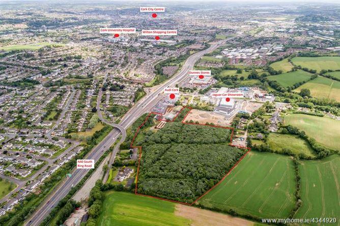 Main image for Land at Bishopstown, Co Cork