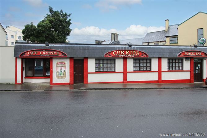Currid's Bar, Burton St, Sligo City, Sligo