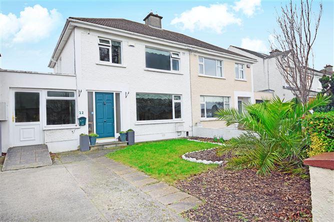 Main image for 22 Ludford Park, Ballinteer, Dublin 16