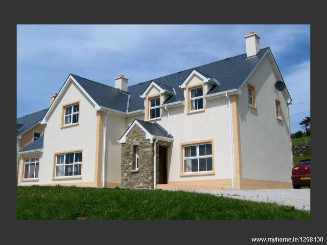 Derrycassan Holiday Home - Downings, Donegal