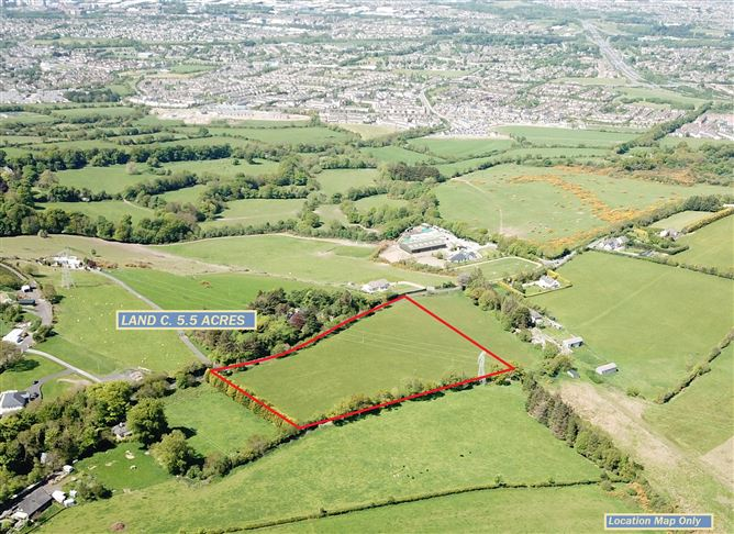 Land c. 5.5 Acres / 2.22 Hectares, Killakee Road, Woodtown