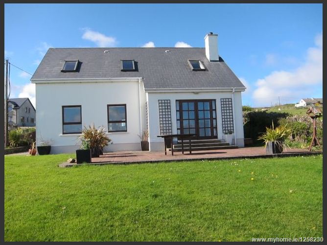 Ballyboes Cottage - Greencastle, Donegal