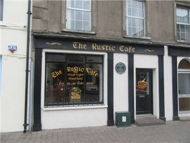 Photo of The Rustic Cafe, Main Street, Lismore, Waterford