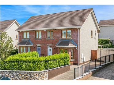 Main image of 8 Airpark Rise, Stocking Lane, Rathfarnham, Dublin 16