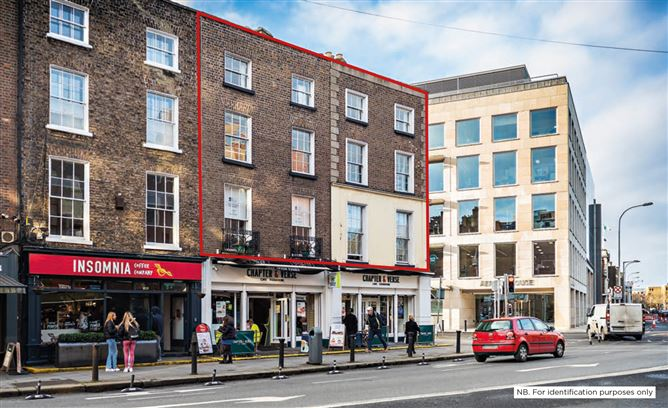 Main image for 1-2 Leeson Street Lower, Leeson Street, Dublin 2