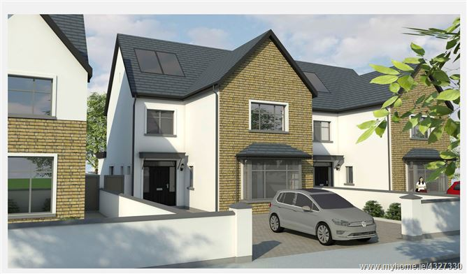 Main image for E2 House Type, 4 Bed Detached, Janeville, Carrigaline, Cork