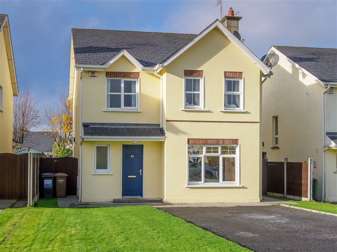Main image for 26 The Paddocks, Clonmel, Tipperary