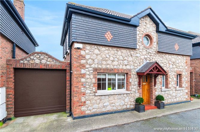 3 Church Hill Mews, Dalkey, Co Dublin A96 V020