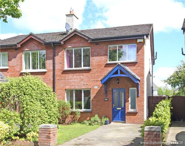 Main image for 346 Morell Avenue, Naas, Co. Kildare, W91 HR2V