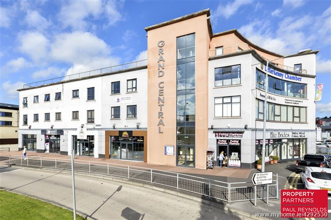 Main image for 10 Grand Central, Letterkenny, Donegal
