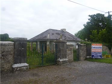 "Photo of ""Gate Lodge"", Kilcleagh, Castledaly, Moate, Westmeath"