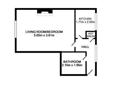 Apartment 5, 20 Highfield Road, Rathgar, Dublin 6, D06 RH56