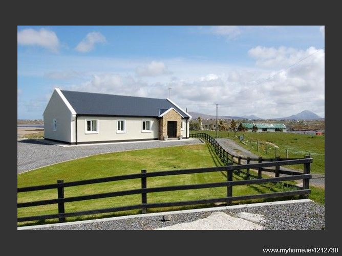 Machair Beach Cottage - Kincasslagh, Donegal