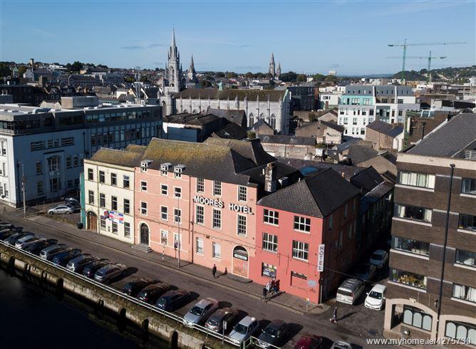 Moores Hotel, Morrisons Quay, Cork City, Cork