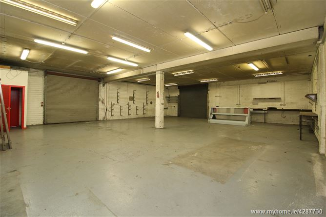 Unit at Ballybrit Upper Industrial Estate, Ballybrit, Galway