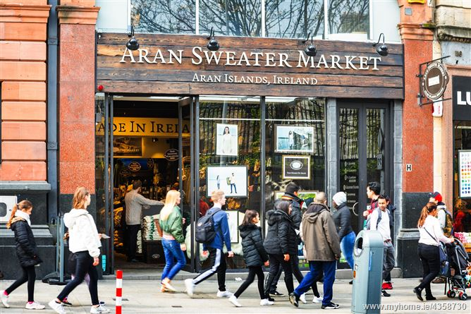 Main image for 115 Grafton Street, South City Centre, Dublin 2, D02 XK03