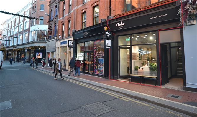 Main image for 34 Wicklow Street, South City Centre, Dublin 2