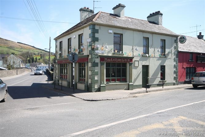 Renowned West Wicklow Licensed Premises, The Dutchman's Inn, Baltinglass, Wicklow