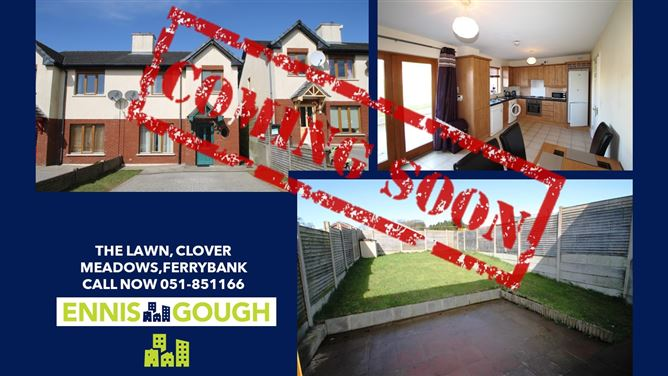 Main image for 45 The Lawn, Clover Meadows, Ferrybank, Ferrybank, Waterford