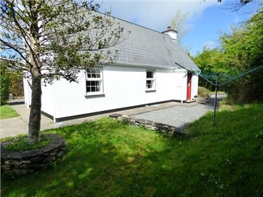 Photo of Whitethorn Cottage, Newtown, Ballyvaughan, Clare