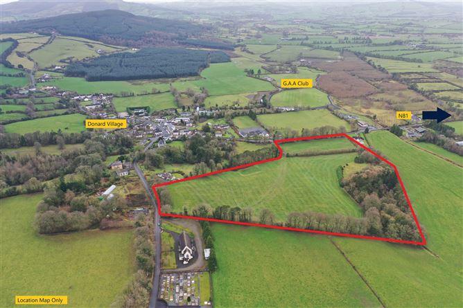 Main image for Residential Development Land c. 18.5 Acres, Donard Village, Donard, Wicklow