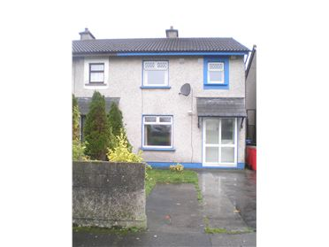 Photo of 313, CASTLE PARK, Ballybane, Galway City