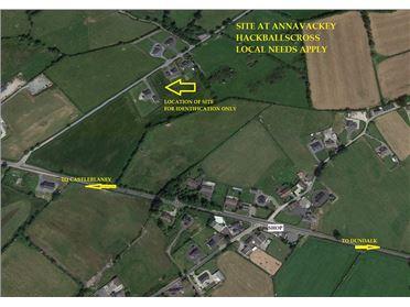 Main image of Annavackey, Hackballscross, Louth