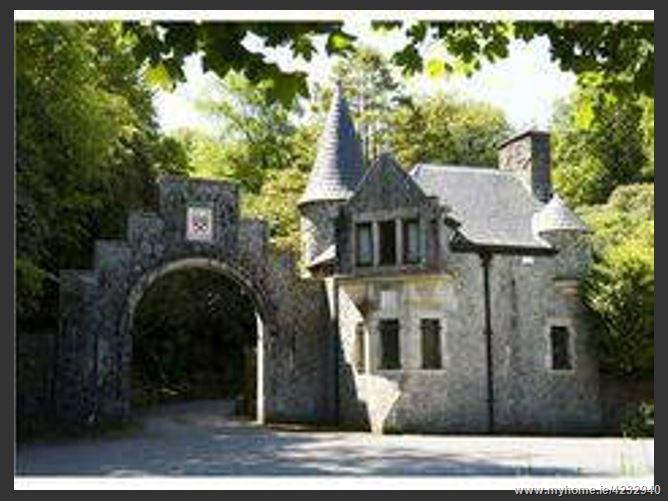 Tower Lodge, Gate Lodge,  Woodenbridge, Arklow, Wicklow