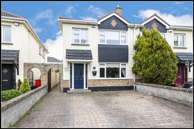 36 Woodlawn Park (plus attic conversion), Santry, Dublin 9