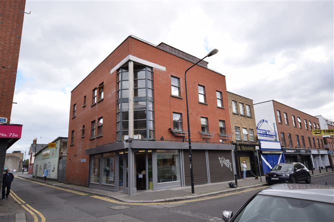 Main image for Apartment 3, 73/74 Meath Street, The Coombe, Dublin 8