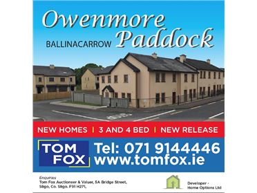 Photo of Owenmore Paddock, Ballinacarrow, Sligo