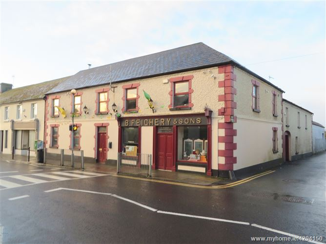 """B. Feighery & Sons"", Main Street, Kilcormac, Offaly"