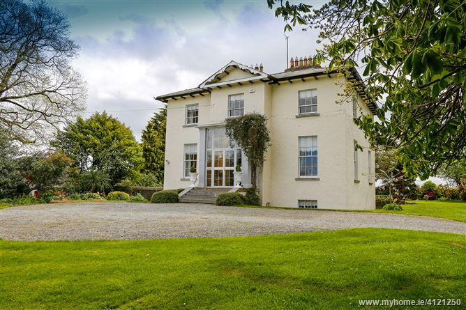 Photo of Harristown House, Kinnegad, Westmeath