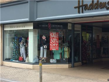 Photo of Retail Unit - Hadden's Centre, Tullow St., Carlow Town, Co. Carlow