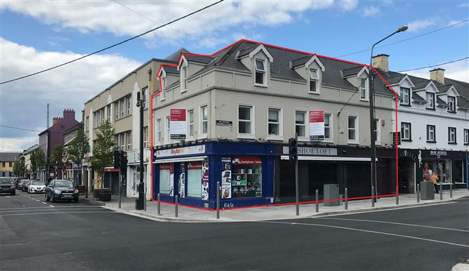 Patrick Street/William Street, Tullamore, Offaly