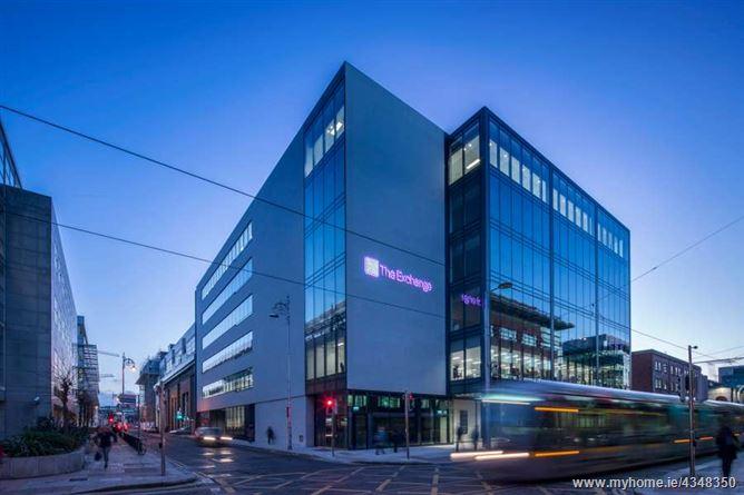 Main image for 2nd Floor, The Exchange Building, IFSC, Dublin 1, Co Dublin