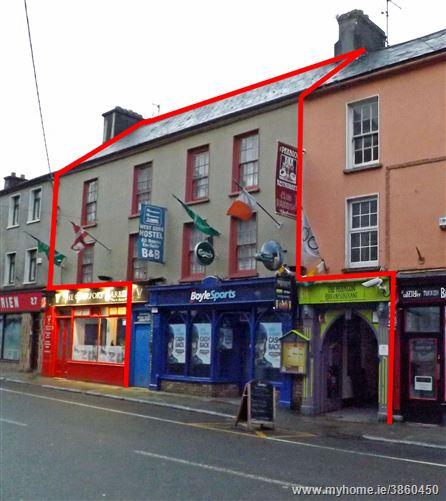 """The Paragon"" Main Street, Skibbereen,   West Cork"