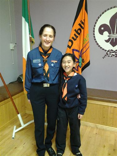 Main image for fit, outdoors and scouting family, Dublin