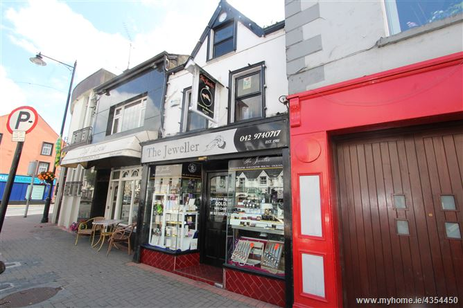 Main image for The Jeweller, Main Street, Castleblayney, Monaghan