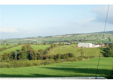 2.47 Acres For Sale in Glenkeeran, Raphoe, Co. Donegal
