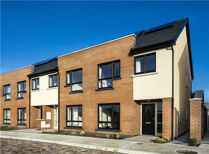 Two Bed Semi-Detached Homes, The Paddocks, Adamstown, Lucan, Co Dublin