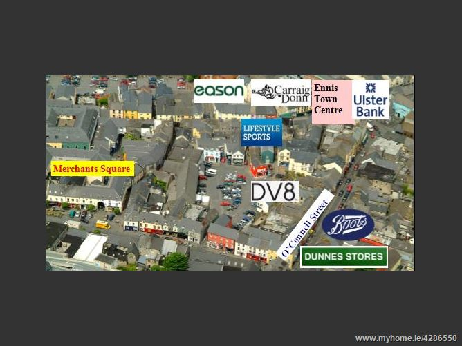 Main image for 30 Parnell Street, Ennis, Clare