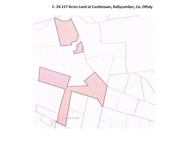 Photo of C. 24.116 Ac Land Castletown, Ballycumber, Offaly